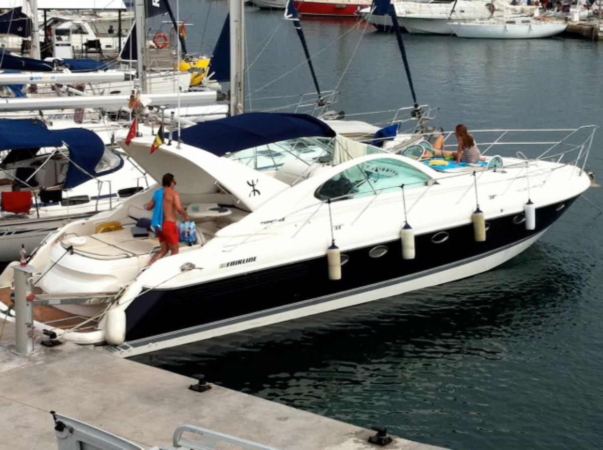 FairlineTarga 48