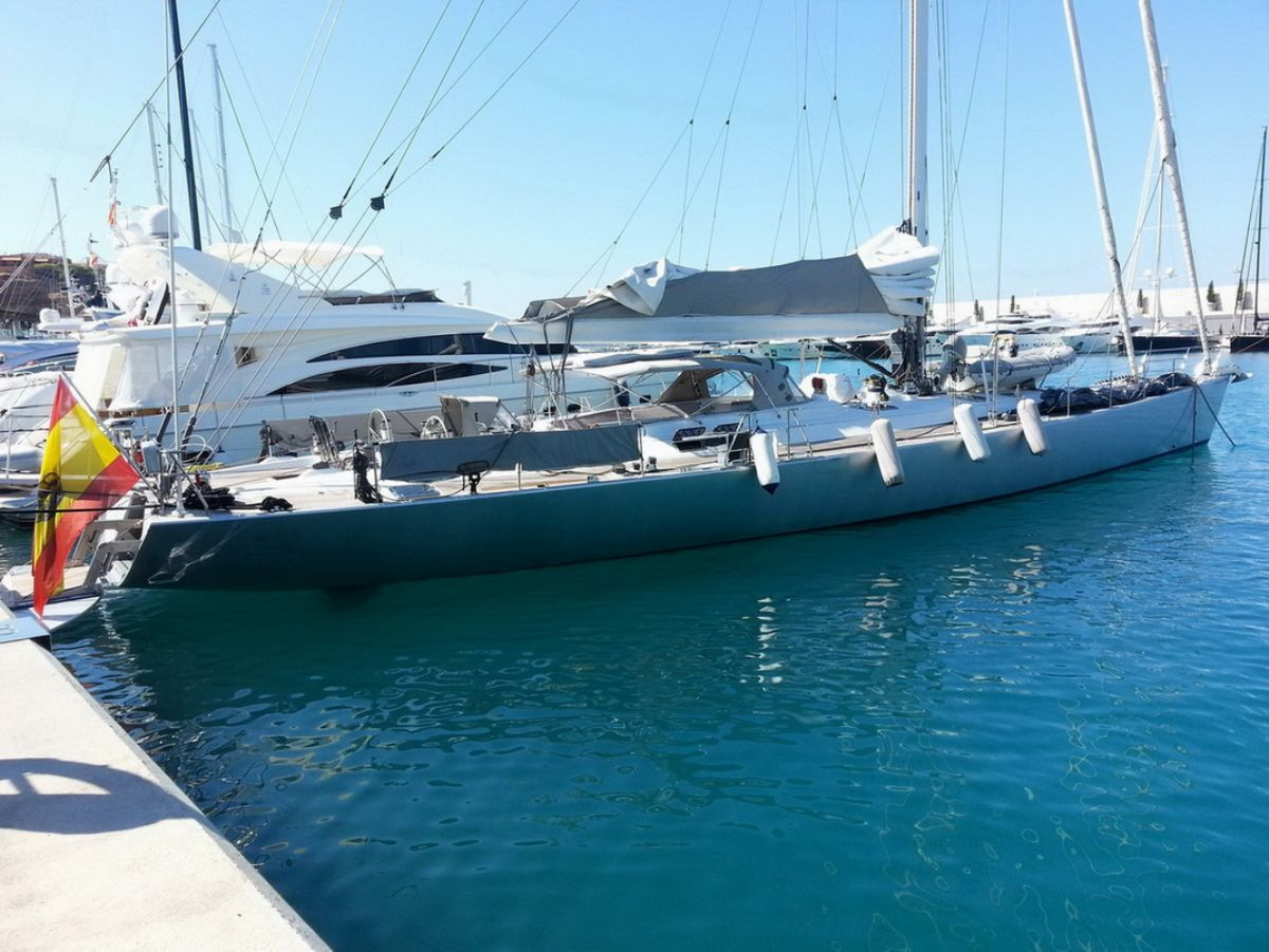 MAG France27m Custom Built Sloop