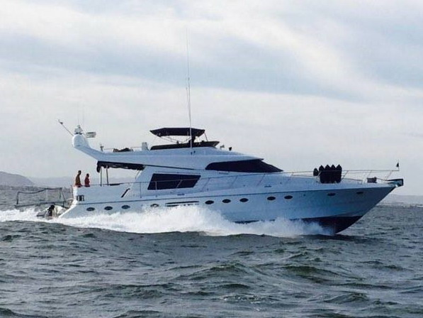 Johnson 65, Motor Yacht