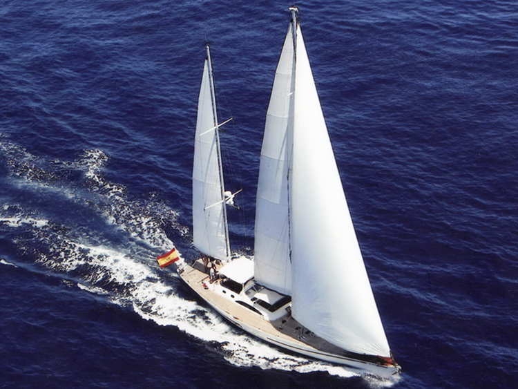 Trehard 27M Custom Built Ketch, Sail Yacht