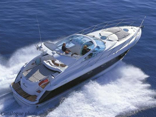Fairline Targa 43, Motor Yacht