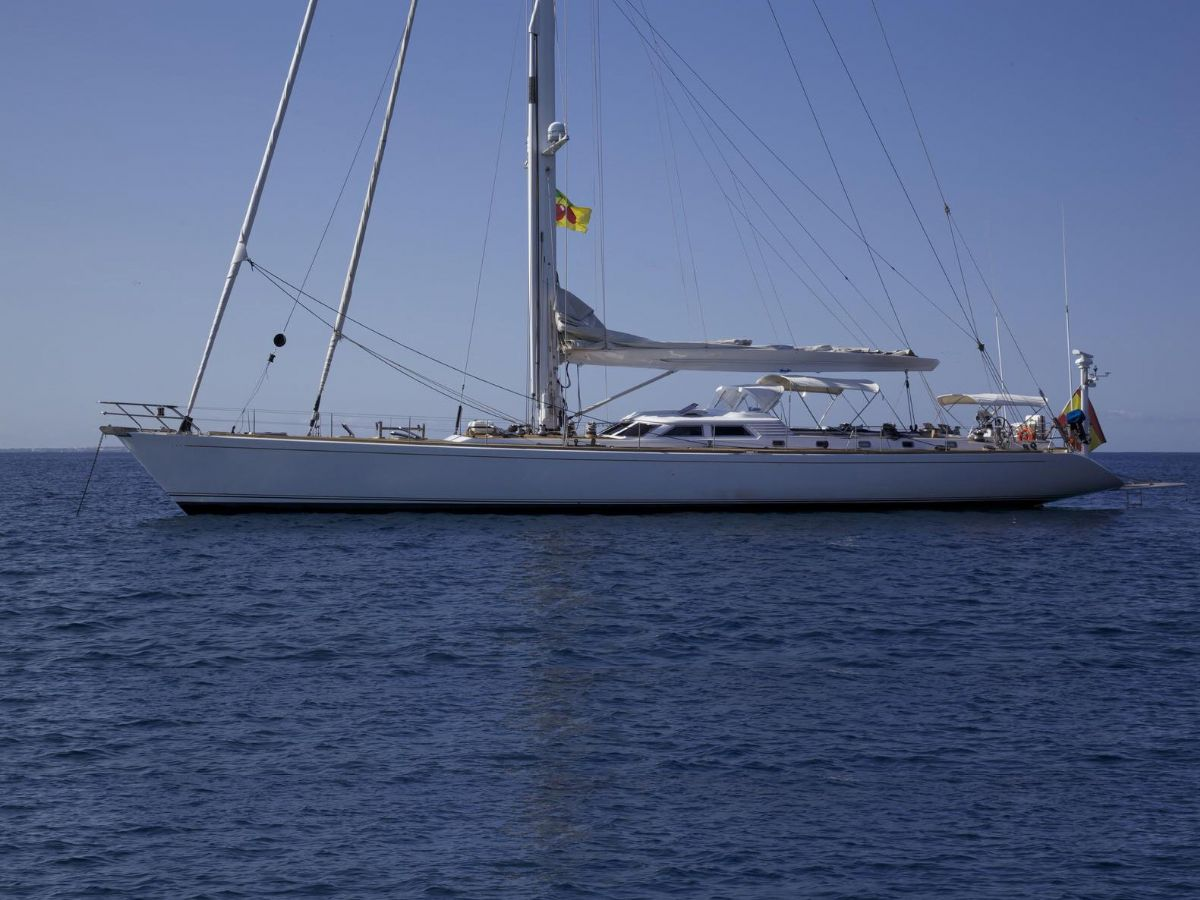 Sangermani Custom Farr 92, Sail Yacht